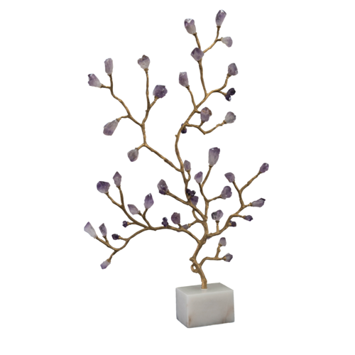 Crystal Tree - Amethyst