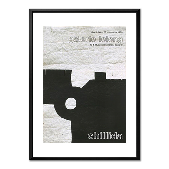 Chillida Eduardo_Untitled