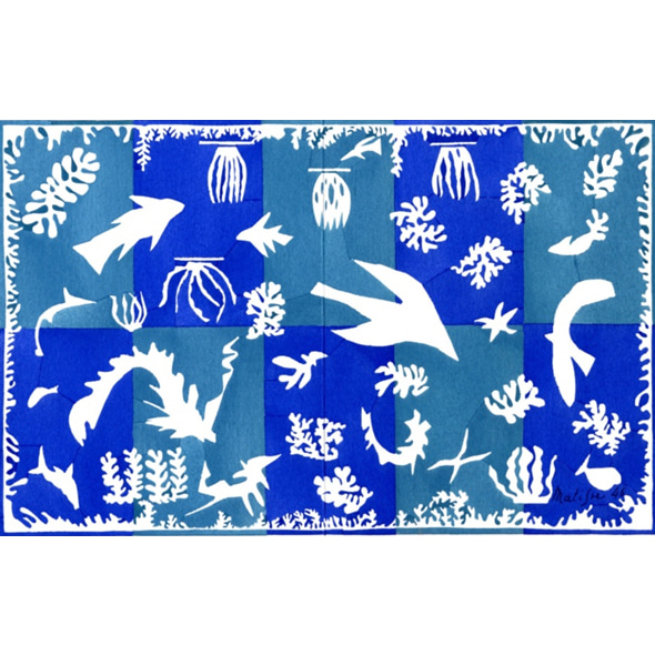 Henri Matisse_Polynesia, the Sea