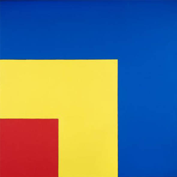 Ellsworth Kelly_Red, Yellow, Blue