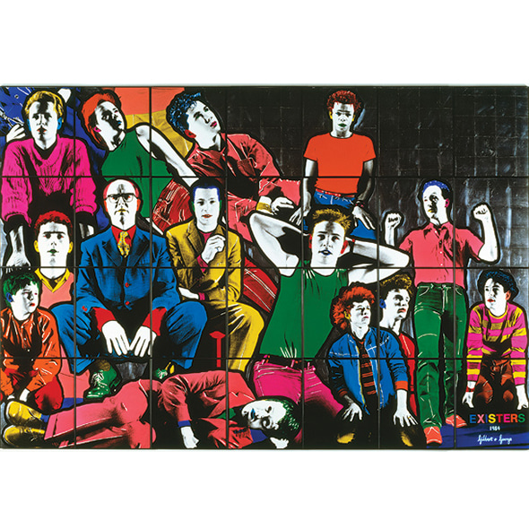 Gilbert & George_Existers