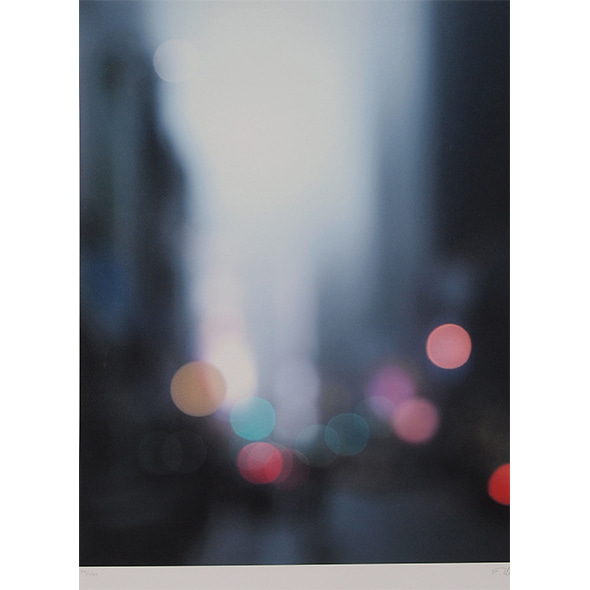 Eva Mueller_City Lights I, 2008